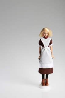 Wizal Xinyu Wang Foundling Barbie